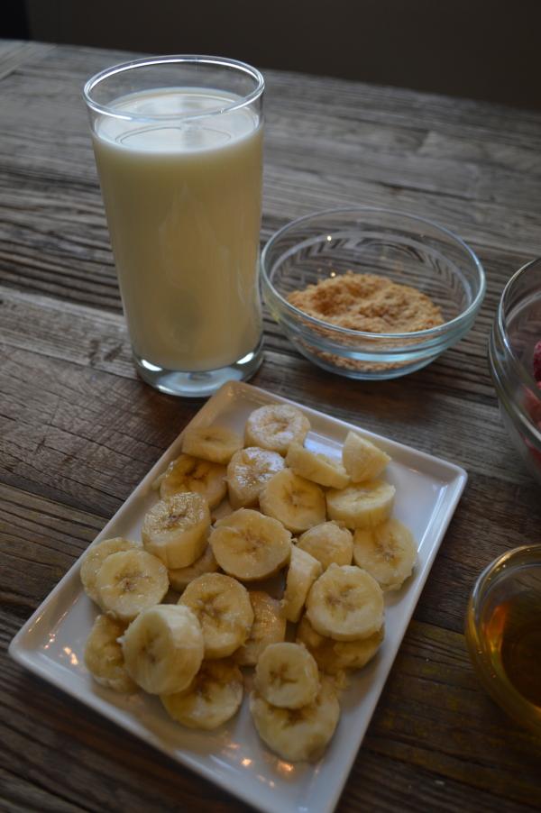 Got Milk? Healthy smoothie