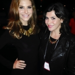 Me with Maria Menounos at Ocean Spray Event for PACt