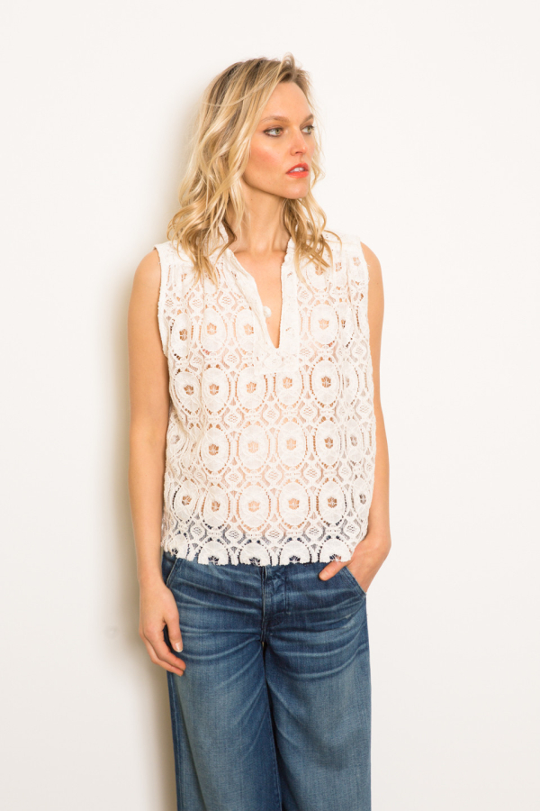 Conor Lace Top by NSF Clothing